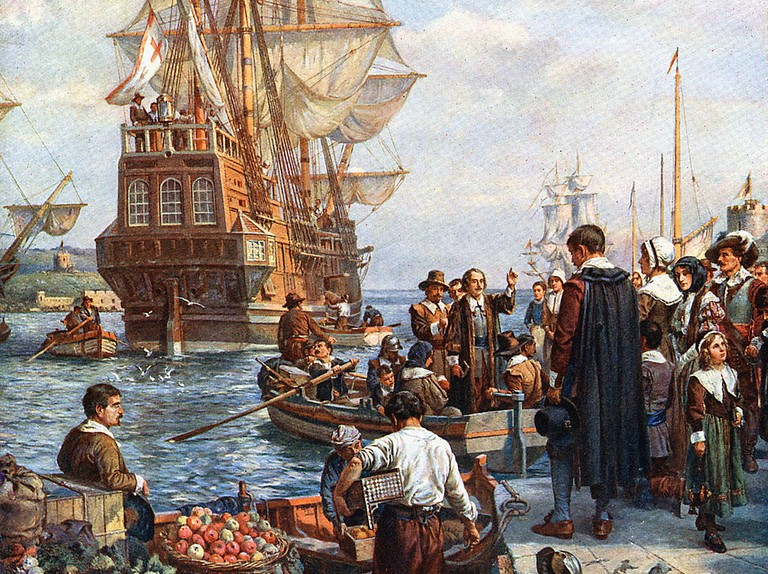 5 facts about the Mayflower