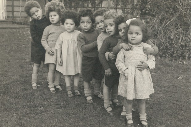 Mixed Race Babies Born After The Second World War Historyextra