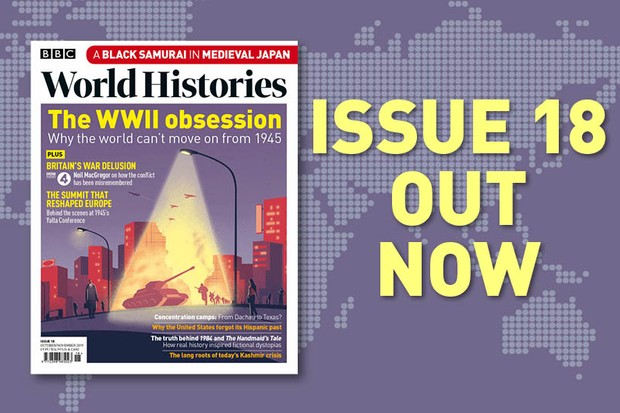BBC World Histories Magazine Issue 18