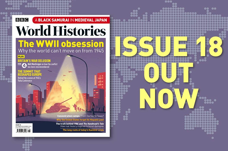 Issue 18 of BBC World Histories is out now