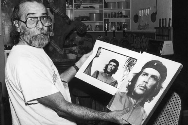 Cuban photographer Alberto Korda