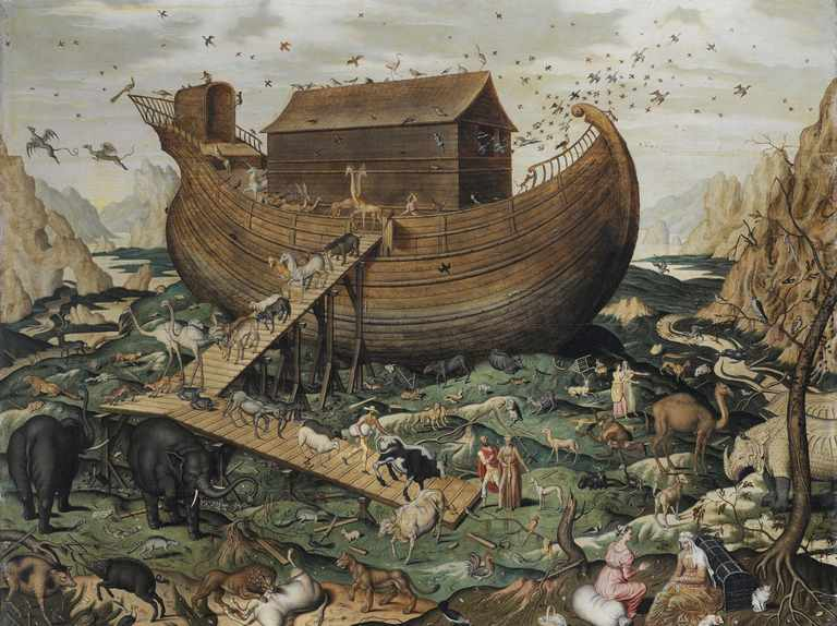 Was there really a 'Great Flood'?