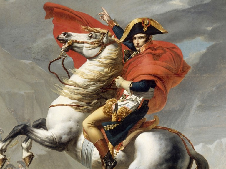 Napoleon Bonaparte: the rise and fall of a dictator