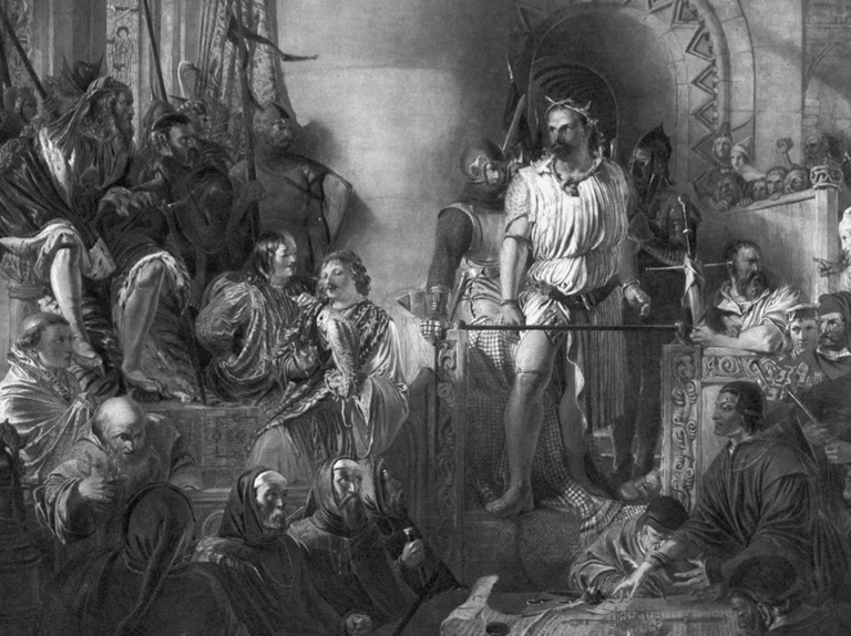 William Wallace: who was the Scottish rebel who defied Edward I?