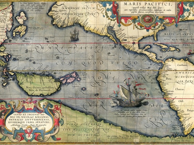 A voyage from hell: how Magellan's circumnavigation of the world changed history