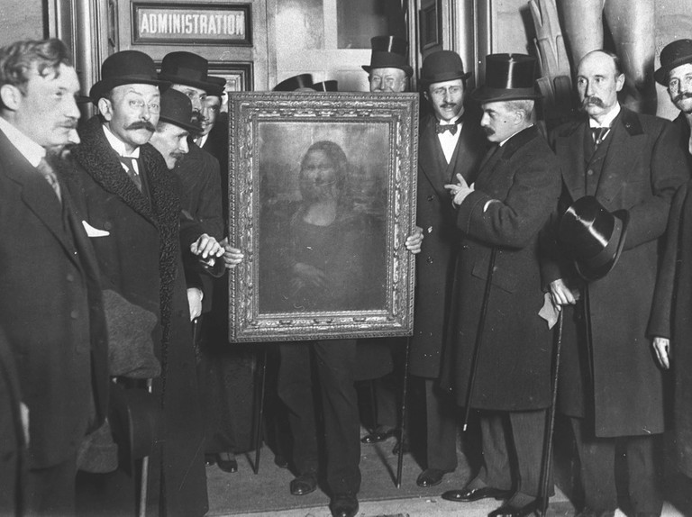 Mona Lisa heist: how do you steal the world's most famous painting?
