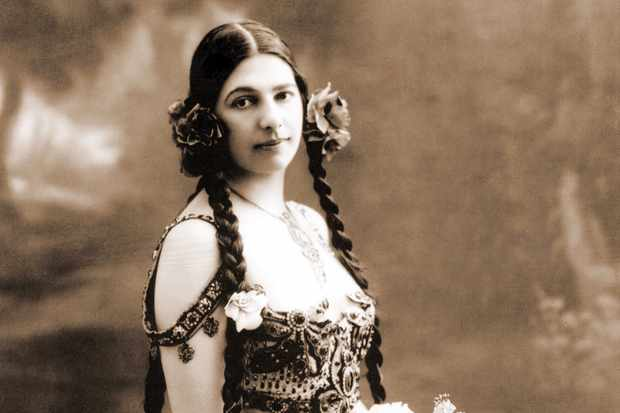 Margaretha Geertruida Zelle called Mata Hari (Photo by Apic/Getty Images)