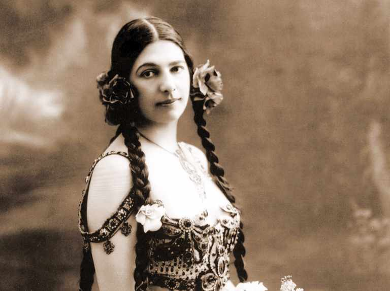 Mata Hari: exotic dancer, femme fatale, traitor and spy