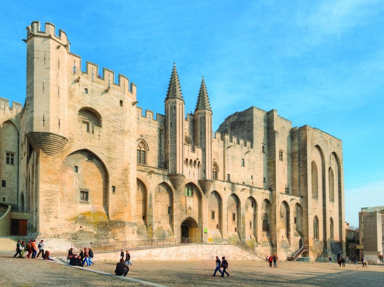 Why Did The Residence Of The Pope Move To Avignon In The 14th Century Historyextra