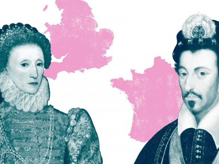 Henri III: Elizabeth I's unlikely ally