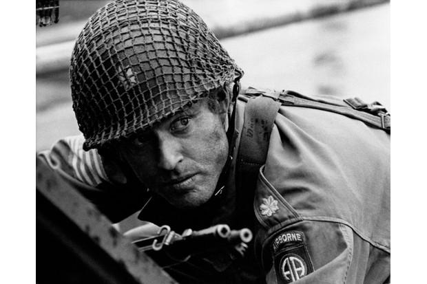 Robert Redford in the film 'A Bridge Too Far'