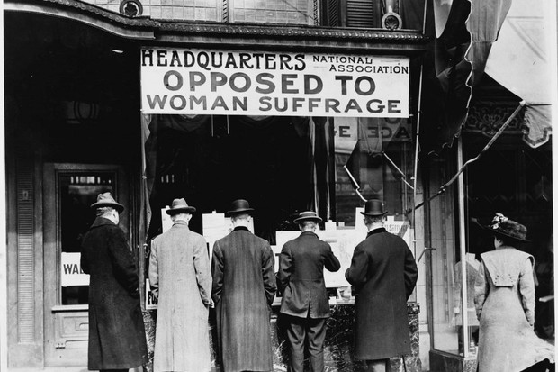 Anti-suffrage: the women who didn't want the vote