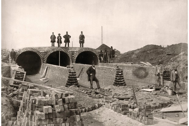 Northern Outfall sewer