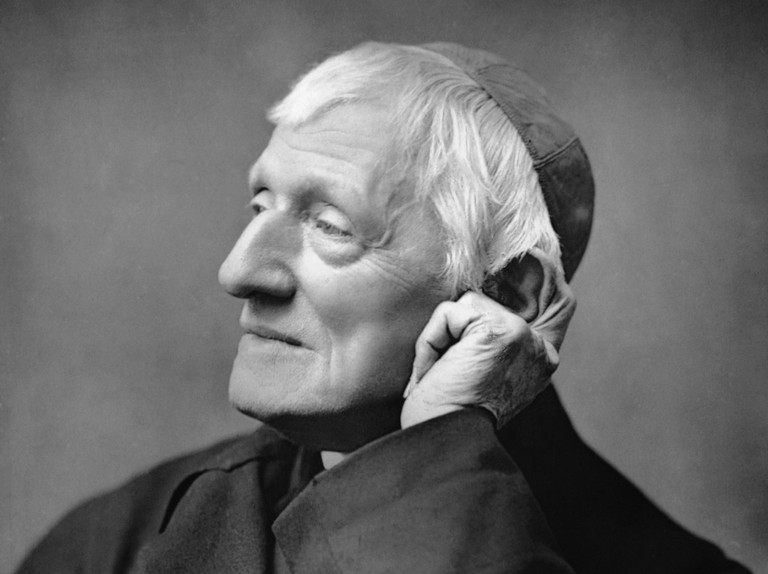 Who was Cardinal John Henry Newman?
