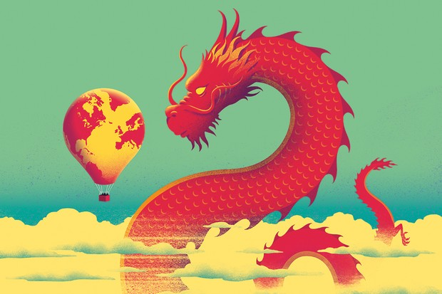 Has China always been the world's greatest superpower?