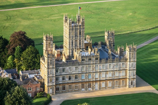 Facts About Downton Abbey S Highclere Castle Historyextra