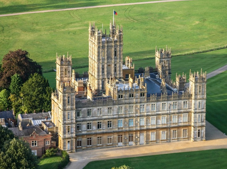 Unusable rooms, a lost village and Tutankhamun: the secrets of Downton Abbey's Highclere Castle