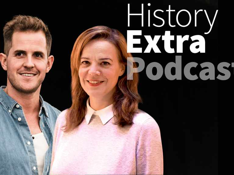 History Extra podcast - Cover