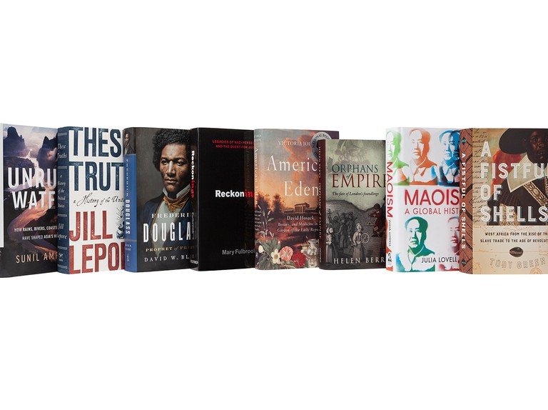 Revealed: the 8 history books shortlisted for the 2019 Cundill History Prize