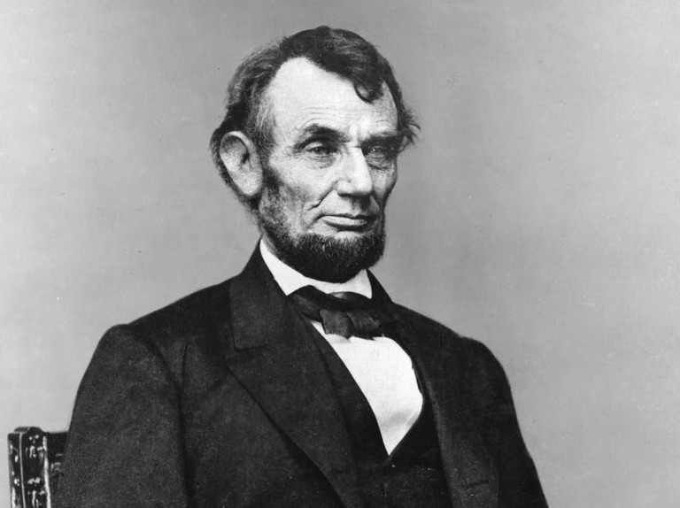 Did Abraham Lincoln's beard win him the election?