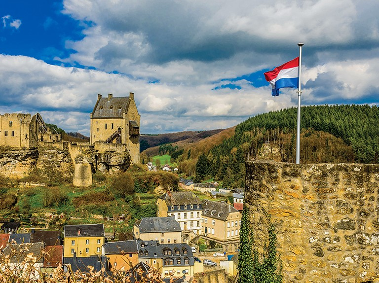 Luxembourg: rural beauty and Gothic grandeur