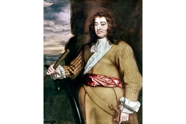 An unlikely royalist: George Monck in a 1665–66 portrait. The leading republican general's surprising decision not to prop up the Rump parliament paved the way for Charles II's return.