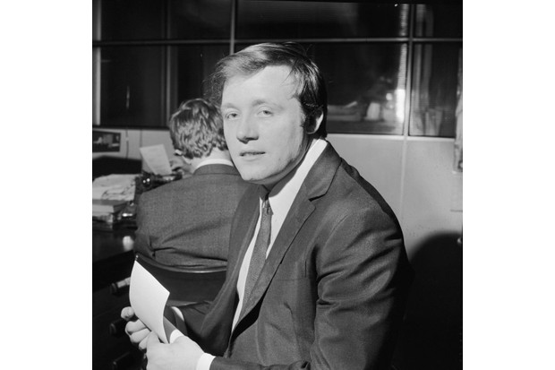 British film actor and bodyguard John Bindon. (Photo by John Minihan/Evening Standard/Hulton Archive/Getty Images)