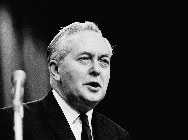 Harold Wilson: 5 facts about the Labour Party prime minister