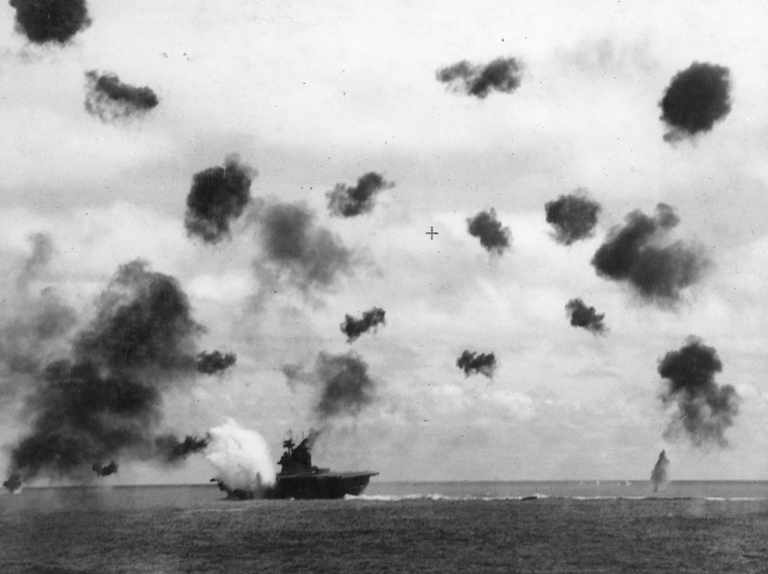How miraculous was the battle of Midway?