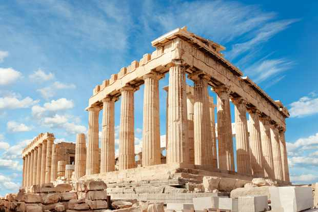 The Parnethon, Athens