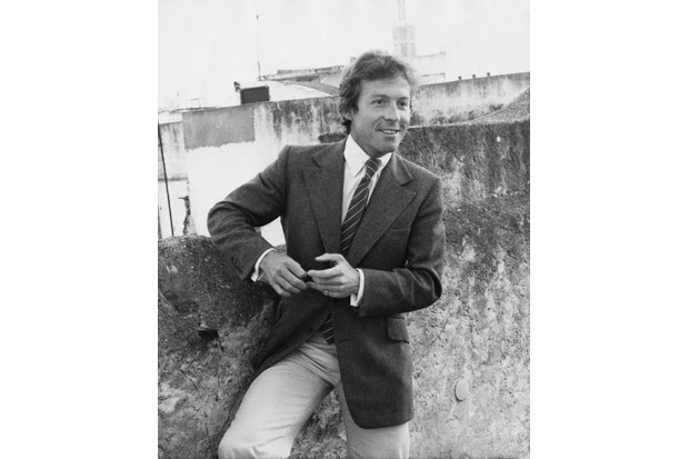 Roddy Llewellyn. (Photo by Keystone/Hulton Archive/Getty Images)