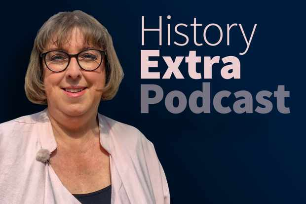 Podcast Website Large Helen Fry - WWII Intelligence