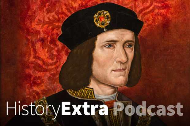 Richard III, anonymous painting around 1500. (Photo by Alamy)