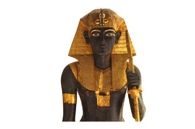 Figure of Tutankhamun