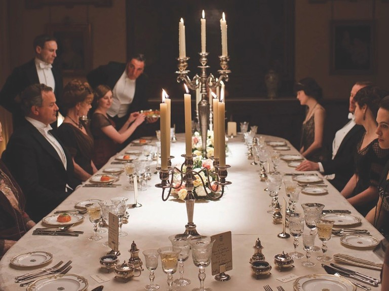 Could you survive an Edwardian dinner party?