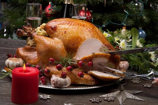 Photo of Christmas turkey