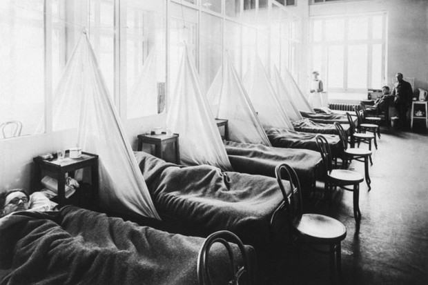Why was the 1918-19 pandemic that killed 50 million people known as 'Spanish Flu'?