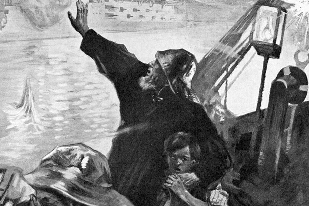Picture depicting the Dogger Bank Incident