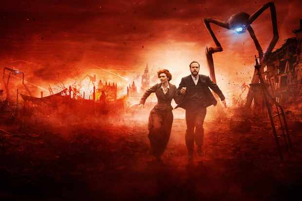 The War of the Worlds. (Photo by BBC/© Mammoth Screen)