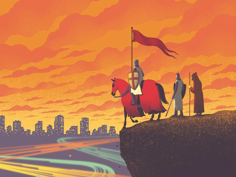 Is the world still living in the shadow of the crusades?