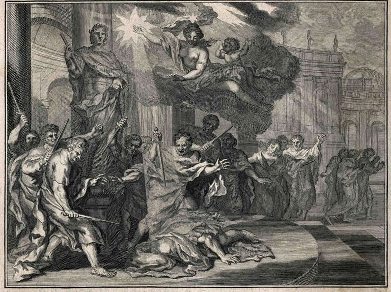 Beware The Ides Of March But What Are They Historyextra