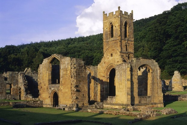 Photo of Mount Grace Priory