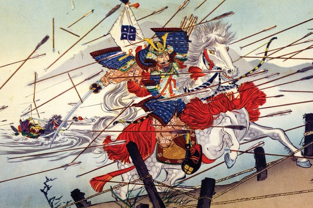 Minamoto fought Minamoto at Uji in 1184, giving the Taira enough time to regroup for a final stand. (Image by Alamy)