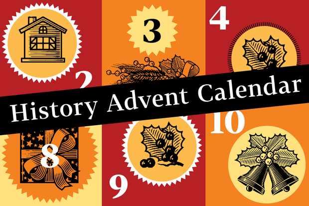 History Advent Calendar 2019