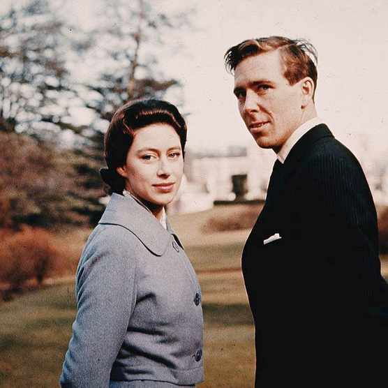 In the 1960s, Antony Armstrong-Jones and Princess Margaret made one of the country's most exciting, glamorous couples. (Image by Bettmann/Getty Images)