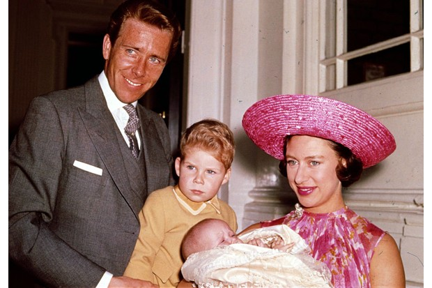 Princess Margaret and the Earl of Snowdon had two children: a son named David, in 1961 and a daughter named Sarah in 1964