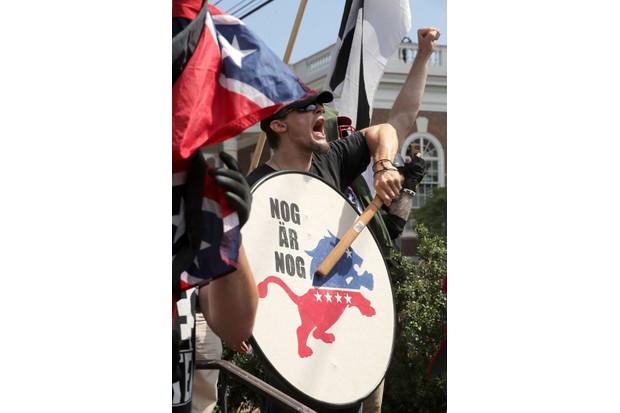 The Charlottesville 'Unite the Right' rally of August 2017 supercharged racial tensions in the United States