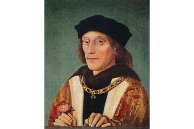 Henry Tudor, later Henry VII