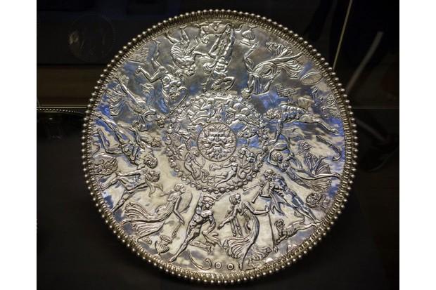 The fourth-century Mildenhall Great Dish