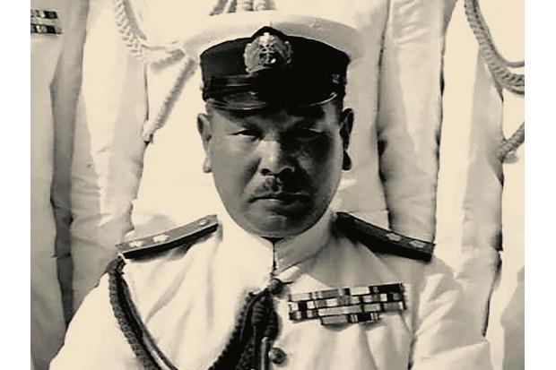 Rear-Admiral Shigeru Fukudome